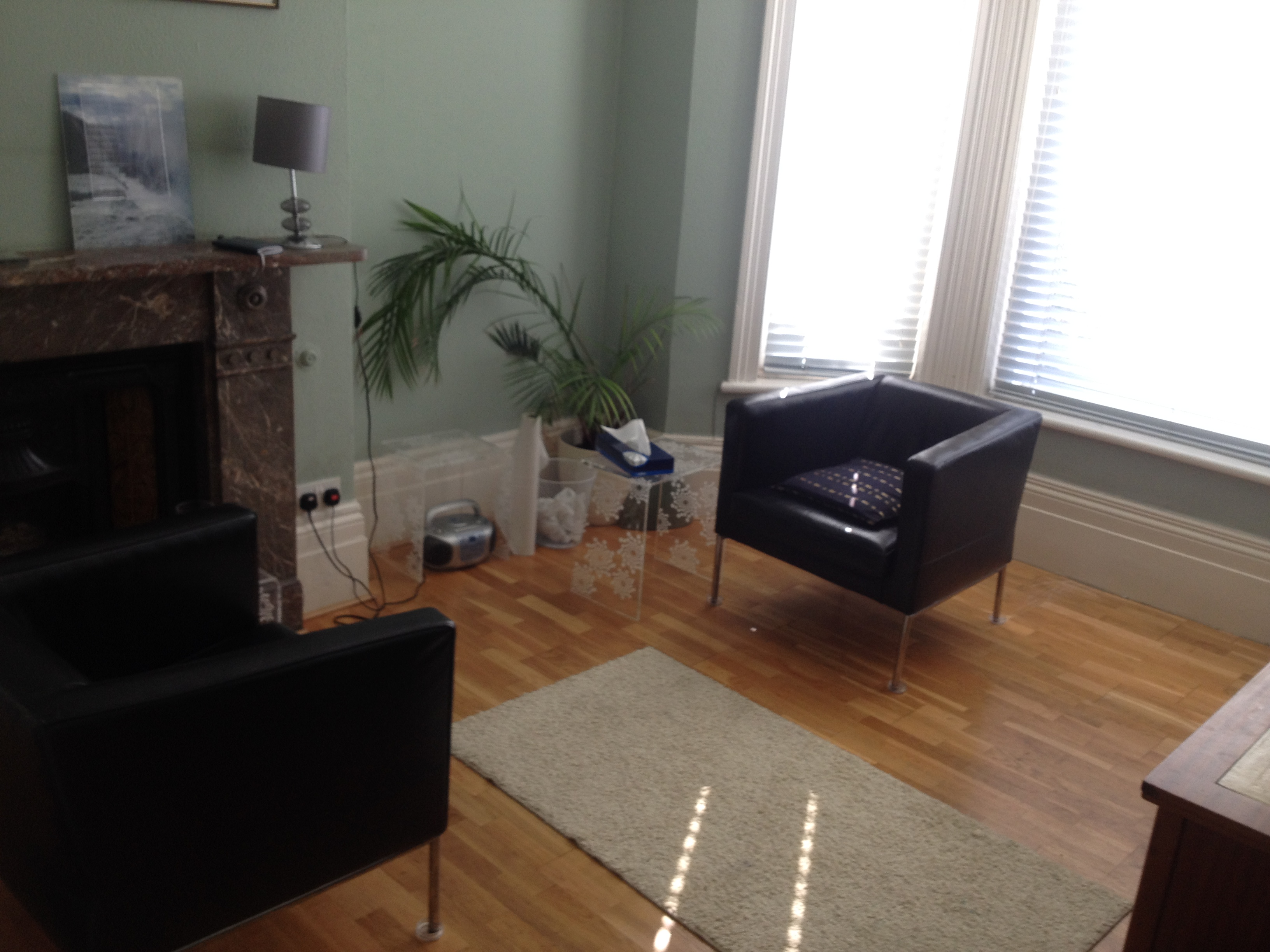 Therapy rooms to rent London SE26 | Newlands Park Natural Health Centre
